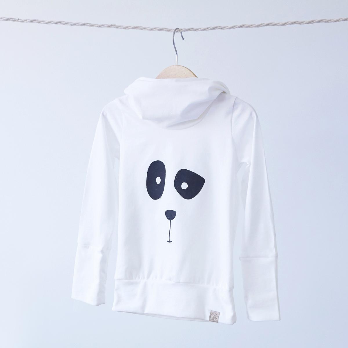 Wunschbrunnen Hoodie Panda